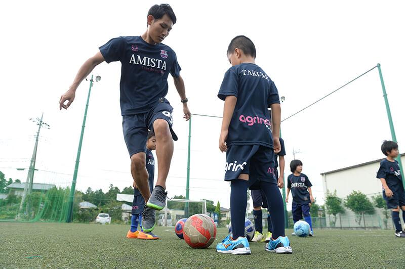 鶴ヶ島サッカースクール